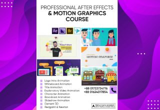 03 Professional After Effects & Motion Graphics Course