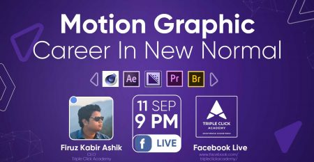 Free Live Seminar on Motion Graphic Career In New Normal
